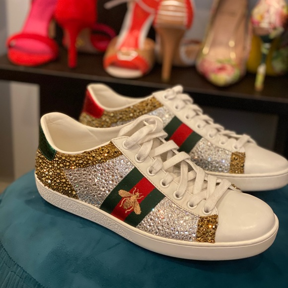 Gucci Shoes | Gucci Bee Ace Sneakers